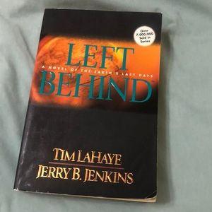 Soul Harvest Left Behind Series Paperbk